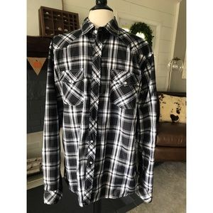 Hawks Bay button up shirt